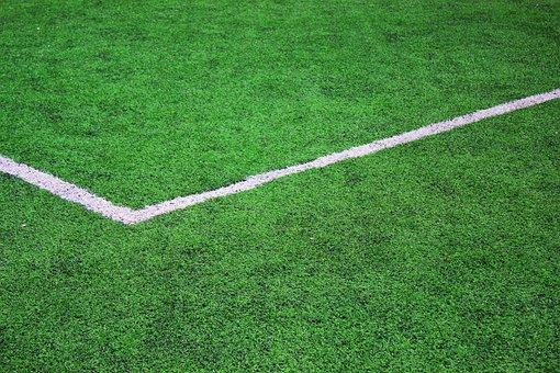 Football, Field, Grass, Marking, Green, Soccer, Society