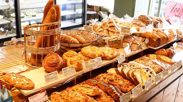 Bread, Korea, Bakery, Baguette Bread, Tous Les Jours