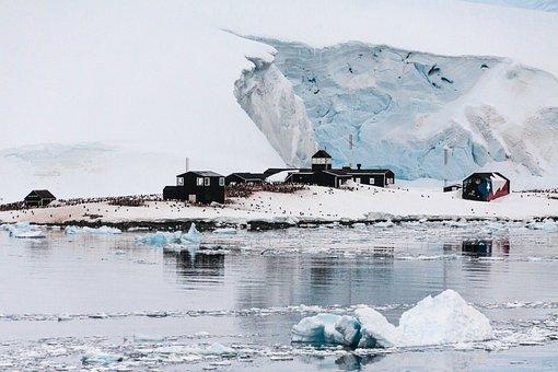 Antarctica, Continent, Pol, Hurtigruten, Midnatsol