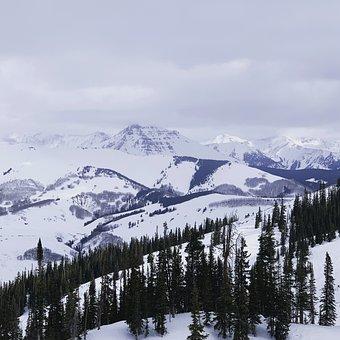 Colorado, Mountains, Landscape, Mountain, Snow, Outdoor