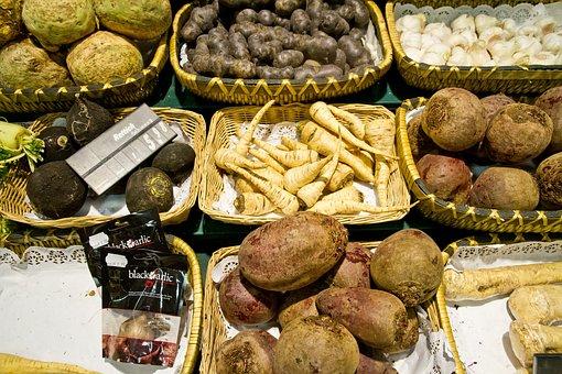 Vegetables Counter, Vegetable Stand Fruit, Fruits