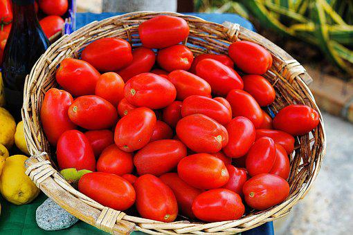 Tomatoes, Vegetables, Food, Red, Fresh, Healthy