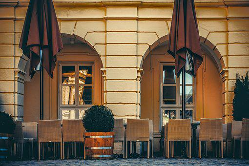 Weinstube, City, Downtown, Freiburg, Building, Facade