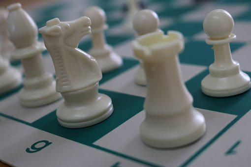 Chess, Games, Rook, White, Pawn, Strategy