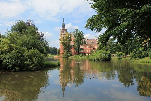 Bad Muskau, Places Of Interest, Castle