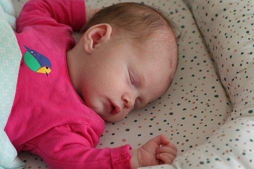 Baby, Girl, Sleep, Sweet, Cute, Child, Newborn