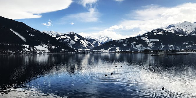 Snow, More, Nature, Mountains, Cold, Landscape, Winter
