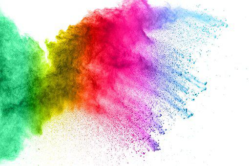 Color, Holi, Dust, Background, Explode, Powder