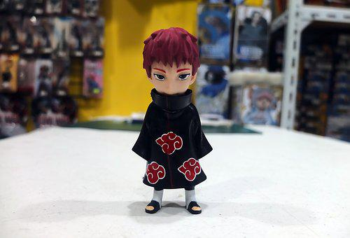 Toy, Figurine, Small, Male, Young, Man, Japanese, Anime