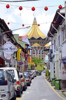Kuching, City, Malaysia, Borneo, Government, Sarawak