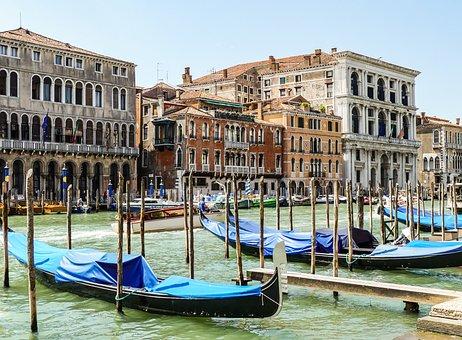 Venice, La Serenissima, Lagoon, Historic Center