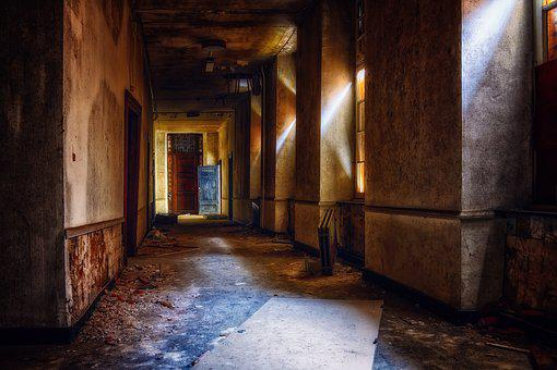 Gang, Floor, Pforphoto, House, Abandoned, Past