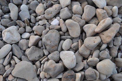 Stones, Stone, Landscape, Wall, Nature, Water, Desert