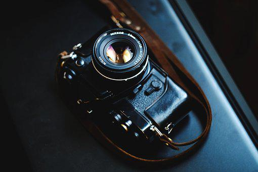 Analog, Camera, Film, Photography, Retro, Old, Lens