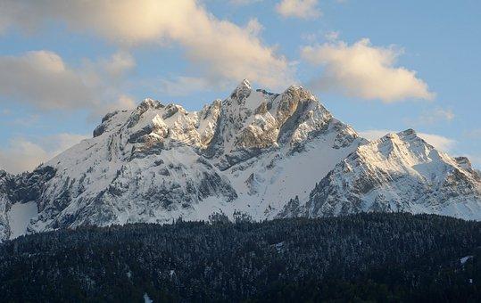 Pilatus, Mountain, Hausberg, Switzerland, Mountains