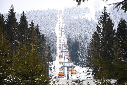 Ski Resort, Ski, Skiing, Snow, Resort, Winter, Nature