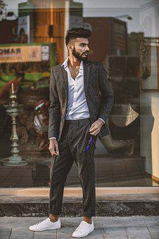 Fashion, Street, Style, Hair, Clothes, Suite, Shoes
