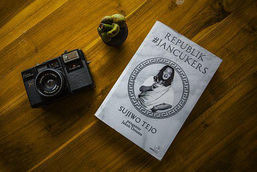 Book, Camera, Map, Travel, Wallet, Notebook, Old