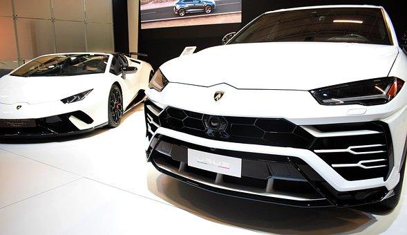 Vehicle, Automobile, Car, Style, Design, Urus