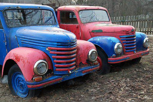 Auto, Old, Oldtimer, Vehicle, Nostalgia, Historically