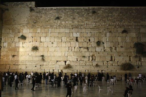 Israel, Wall, Prayer, Ancient, Jerusalem, Stone, Old