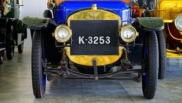 Classic, Car, Vintage, Old, Automobile, Classic Cars
