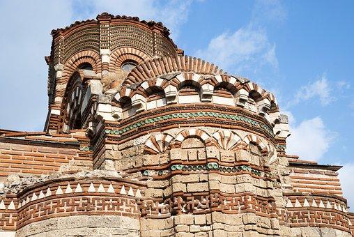 Church, Nessebar, Faith, Antiquity, History, Landmark
