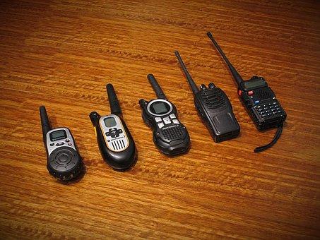 Radio Set, Radio, Communication, Frequency, Mobile
