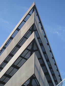 Hamburg, Hafencity University, Eastern Tip