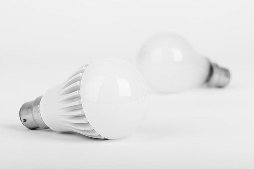Incandescent, Led, Light Bulb, Energy, Evolution