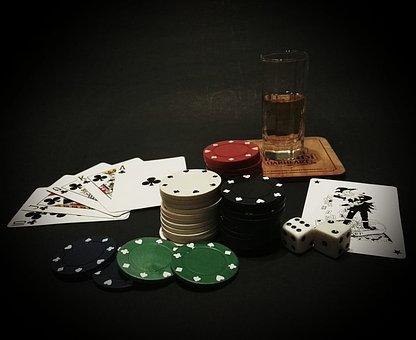 Poker, Cards, Card Game, Casino, Gambling, Ace, Pik