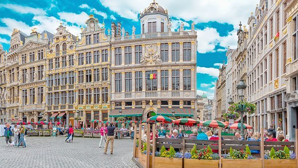 Brussels, Grote Markt, Brussels Belgium, Architecture
