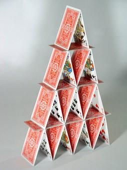 House Of Cards, Fragile, Patience, Sensitive, Statics
