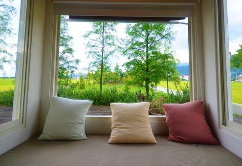 Windows, Ilan, In Rice Field