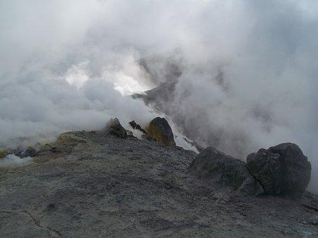 Vulcano, Italy, Sicily, Mediterranean, Volcano