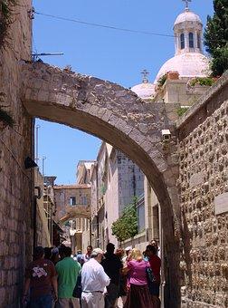 Jerusalem, Ancient City Walls, Architecture