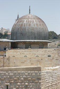 Mosque, Al-aqsa, Jerusalem, Islam, Israel, Muslims