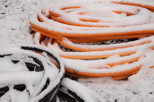 Snow, New Zealand, Winter, White, Cold, Frozen, Cable