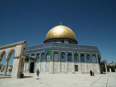 Israel, Jerusalem, Mosque, Passport Information