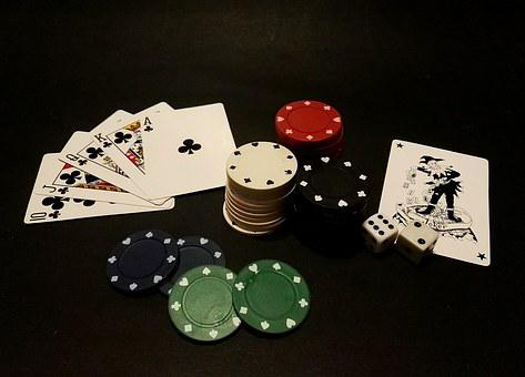 Poker, Cards, Card Game, Casino, Gambling, Ace, Pik