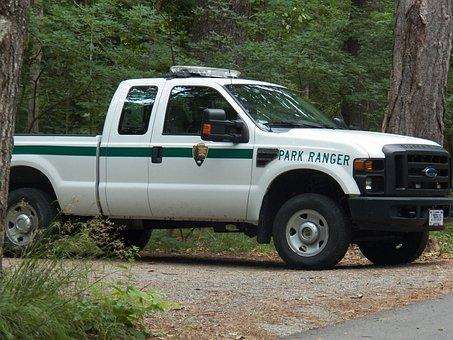 Park, Acadia, National Park, Parks, Ranger