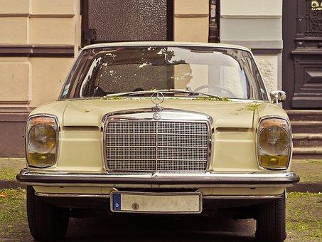 Auto, Mercedes, Oldtimer, Mercedes Benz, Vehicle