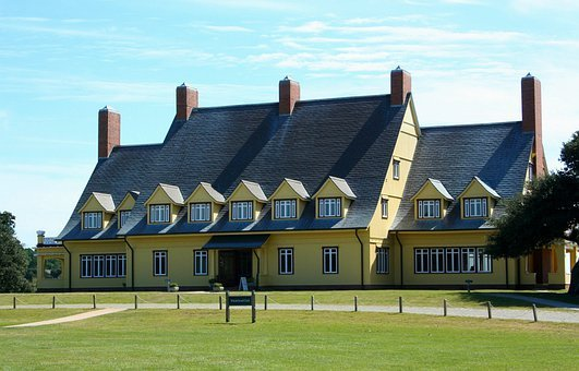 Whalehead Club, Museum, Historic House, Outer Banks