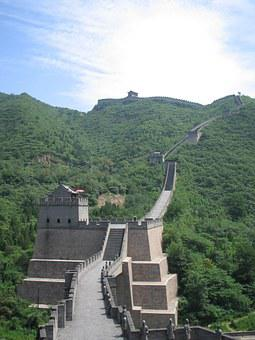 The Great Wall Of China, Wonder Of The World, Beijing
