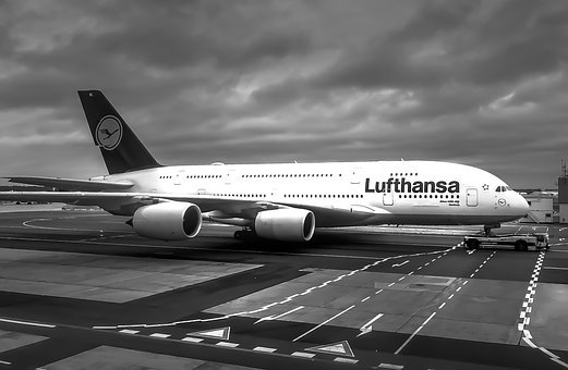 The Plane, A380, Flight, Airbus, Aircraft, Flying