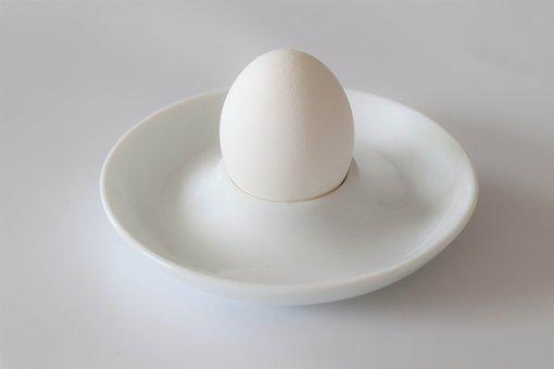 Egg, Breakfast, White, Nutrition, Healthy, There Are