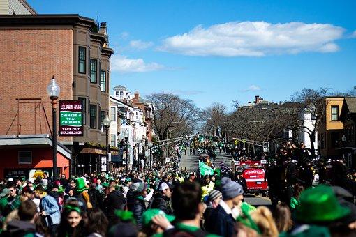 Carneval, America, Boston, Usa, Massachusetts, Building