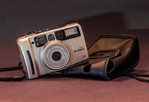 Camera Compact, Old, Analog, Photo, Technology, Classic