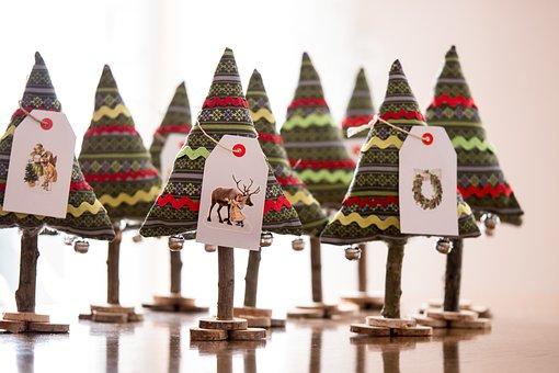 Christmas, Decoration, Tree, Fir Tree, Christmas Time