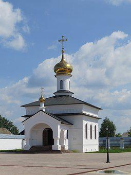 Monastery, Church, Orthodox, Architecture, Building